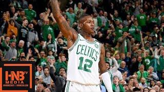 Boston Celtics vs Milwaukee Bucks 1st Half Highlights / Game 2 / 2018 NBA Playoffs