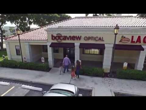 Bocaview Optical Town Center Mall | Optometrist Boca Raton