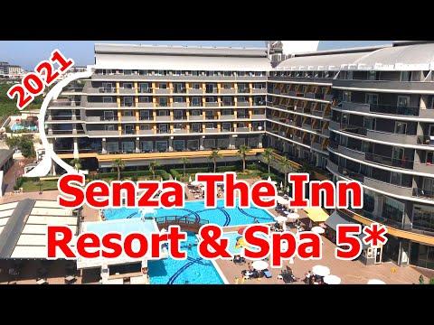 Senza The Inn Resort \u0026 Spa 5*_ Alanya _ Turkey