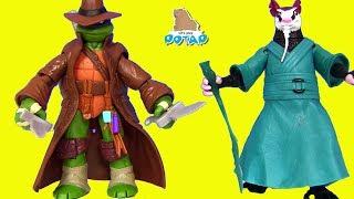 Черепашки Ниндзя Мультик TMNT #Видео для детей! Игрушки для Мальчиков #My Toys Potap