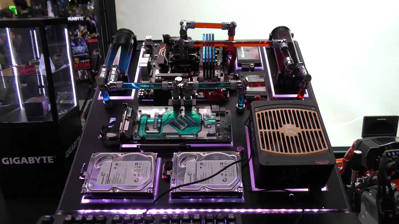 how to make a custom build pc