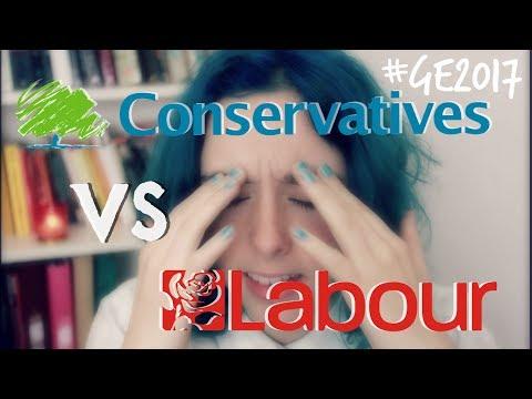 Labour vs Conservative: Manifesto breakdown | GE2017