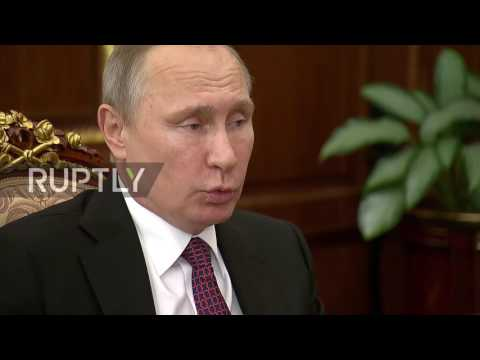 Russia: Putin backs idea of stripping Russian citizenship from convicted terrorists