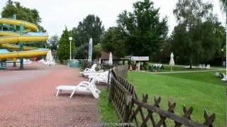 Camp site Soncni gaj - Thermal Park Banovci - camping Slovenia