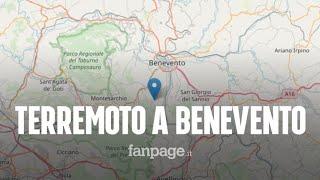 """Terremoto Benevento, il geologo: """"No ad allarmismo. Ma bisogna cambiare la gestione del territorio"""""""