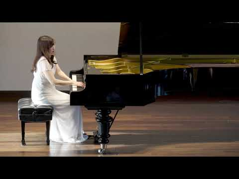 Nozomi Nakagiri plays C. Franck: Prelude, Choral et Fugue at OCCA