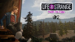 Life is Strange: Before the Storm Let's Play #2 - Episodio 1: Despierta