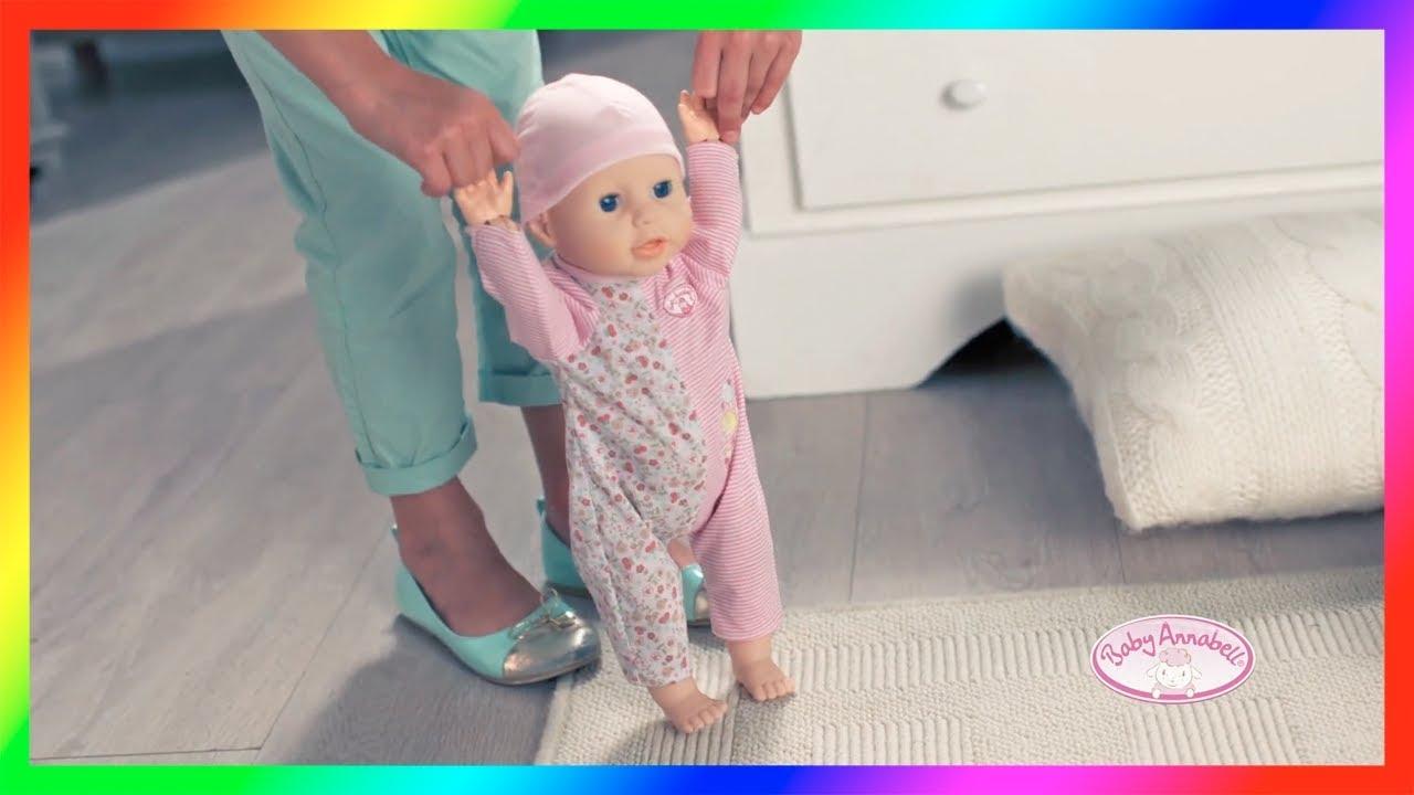 Juguetes bebes💜 Baby Annabell💜 Mejores juguetes para niñas ...
