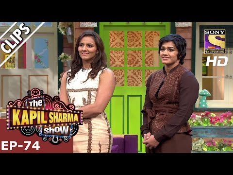 Geeta and Babita Phogat's exclusive Interview - The Kapil Sharma Show – 15th Jan 2017