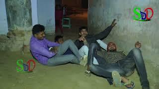 शादी करवाने आई इग्लेंड गी छोरी # Rajasthani Haryanvi Comedy # भालू की कॉकटेल # Sherda Desi Dude