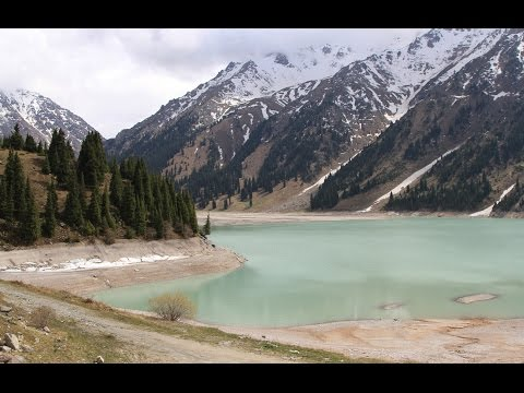 Kazakhstan (3/6): Ile-Alatau National Park & Big Almaty Lake
