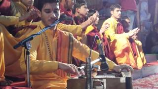 Radha Raman - Parmarth Niketan Aarti  2015 Rishikesh