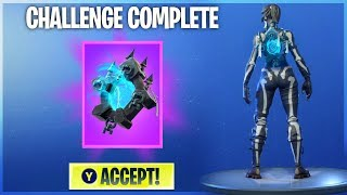 Comment obtenir GHOST PORTAL BACK BLING dans Fortnite Battle Royale!