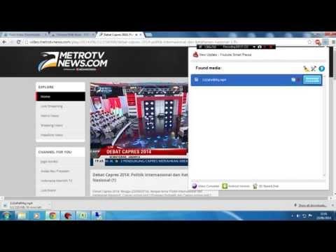 Cara Download Video Dari JW Player/Streaming