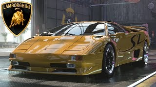 Need For Speed Heat - Lamborghini Diablo SV - Customization, Review, Top Speed