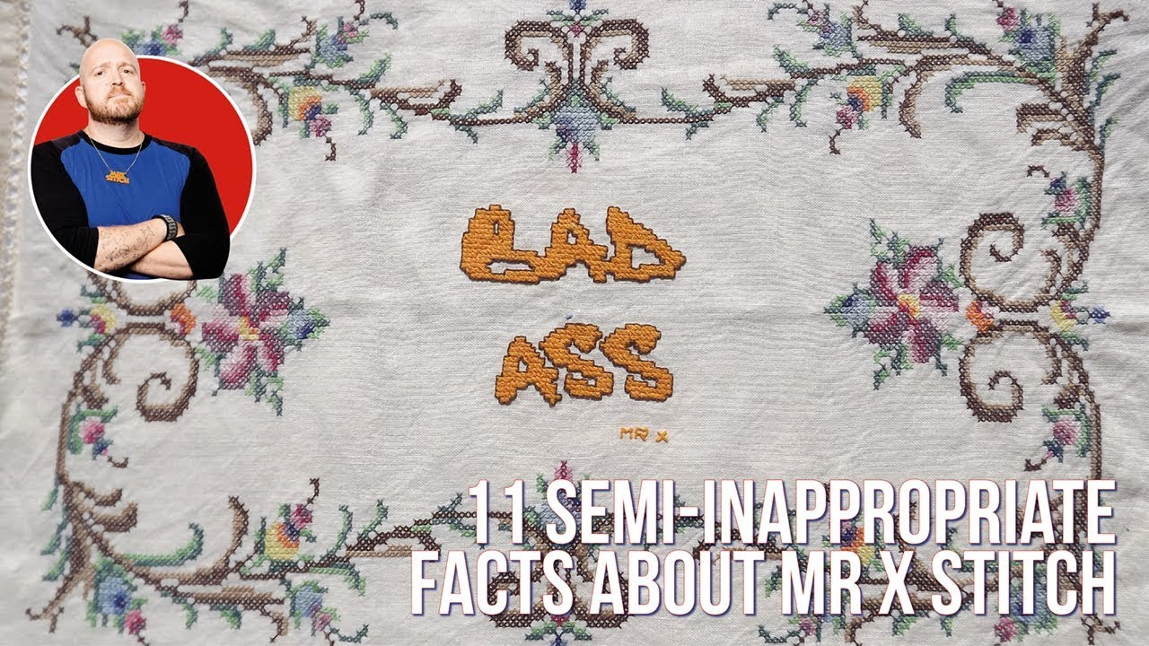 Flosstube 006 11 Semi Inappropriate Facts About Me Youtube