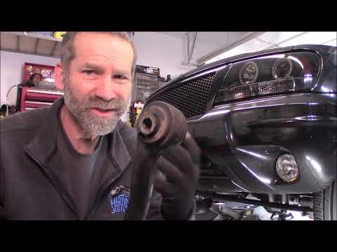 How to Fix Death Wobble 99-04 Jeep Grand Cherokee WJ