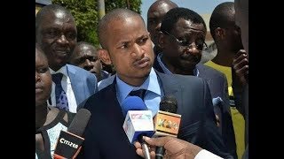 Babu Owino pleads with President Kenyatta to save his political career