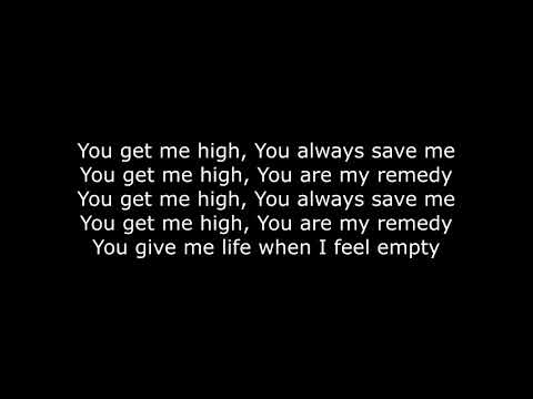 Skillet - You Get Me High Lyrics