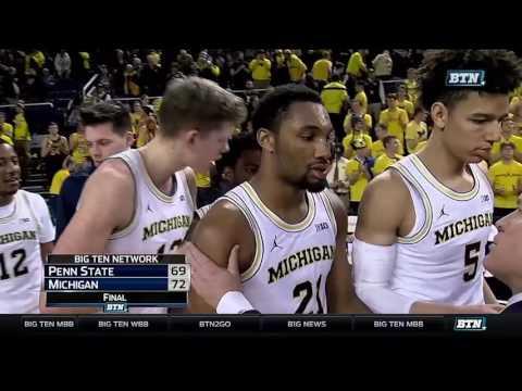 Penn State at Michigan - Men