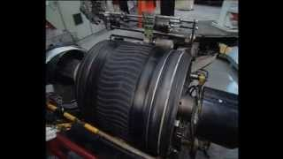 Michelin tyre manufacturing process
