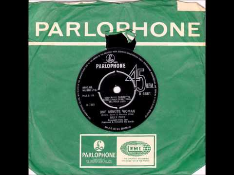 Billy Fury One Minute Woman
