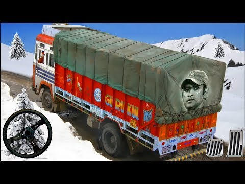Indian Truck Driver Cargo New - Offroad Truck Driving - Android GamePlay