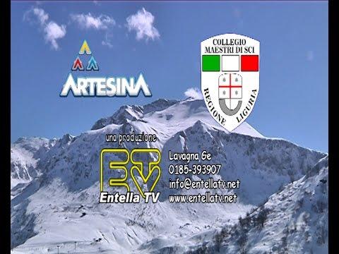 Artesina : corso per maestri di sci