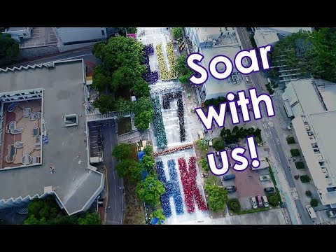 Soar with us @ CUHK