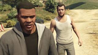 Grand Theft Auto V: Story Mode - Part 6 SHIT KEEPS ARISING