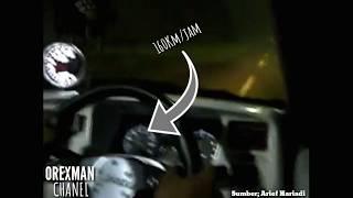 Download Video Viral..  TOPSPEED TOYOTA KIJANG LUAR BIASA CEPAT!!! MP3 3GP MP4