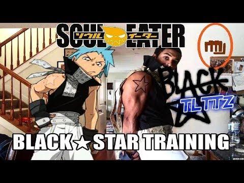 Black ★ Star Training | Soul Eater Tough Like The Toonz: EP 30