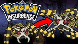 BRZYDKI PAJĘCZY POKEMON! KIM JEST TEN CZŁOWIEK?! - Let's Play Pokemon Insurgence #45