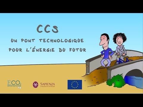 CCS - Un pont technologique pour l'énergie du futur