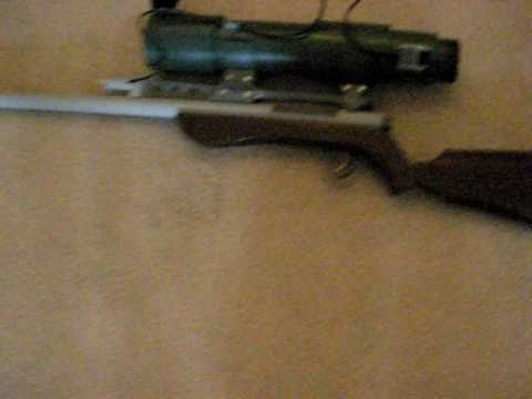 Team Fortress 2 Sniper Rifle Prop (Finished)