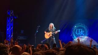 Guitar Solo Whitesnake Live Paris L'Olympia 19/07/16
