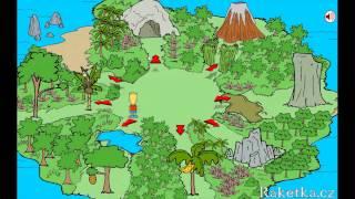 Bart Simpson Island Escape - Návod - Walkthrough