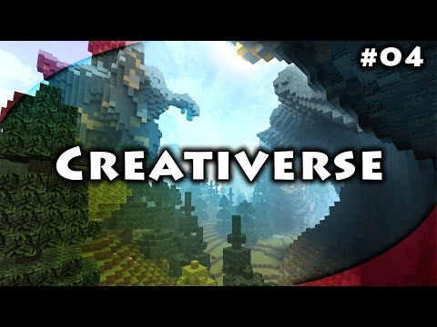 Creativerse - Part 4 - Farming, Plow, Wheat, Wiring Tool, Obsidian Sword,!