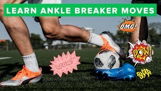 LEARN BEST ANKLE BREAKER FOOTBALL SKILLS with 7MLC