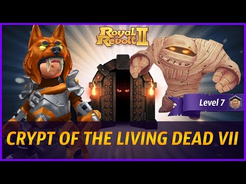 Royal Revolt 2 - Dungeon - Crypt of the Living Dead VII (7)