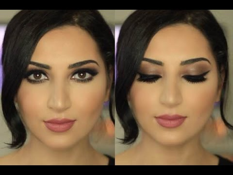 One Brand Makeup Tutorial: Maybelline