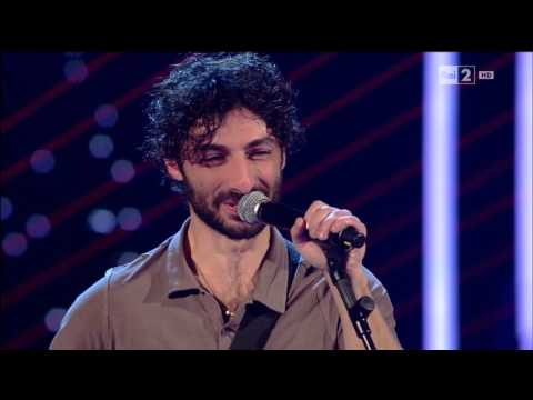 Rocco Fiore - Personal Jesus Live @ The Voice Of Italy 2016