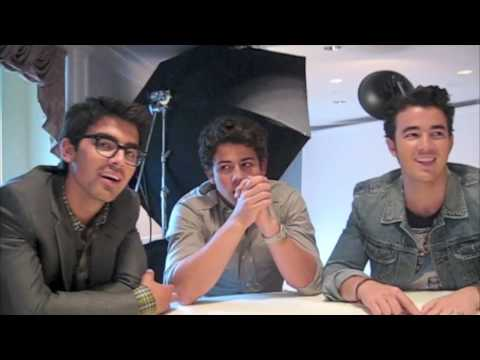 Jonas Brothers: Why You Have To Come Out To The Tour!