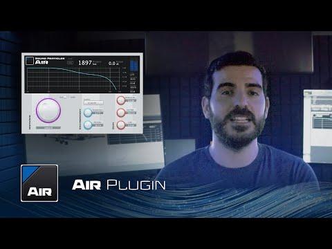 Air Plugin Quick Tutorial   Sound Particles