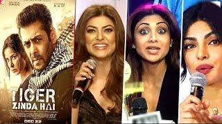 Bollywood Celebs AMAZING Reaction On Salman Khan's Tiger Zinda Hai SUPER HIT