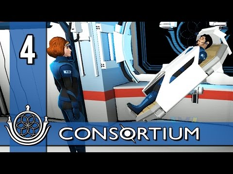 Let's Play Consortium Part 4 - Farewell, My Lovely [Consortium Gameplay/Walkthrough]