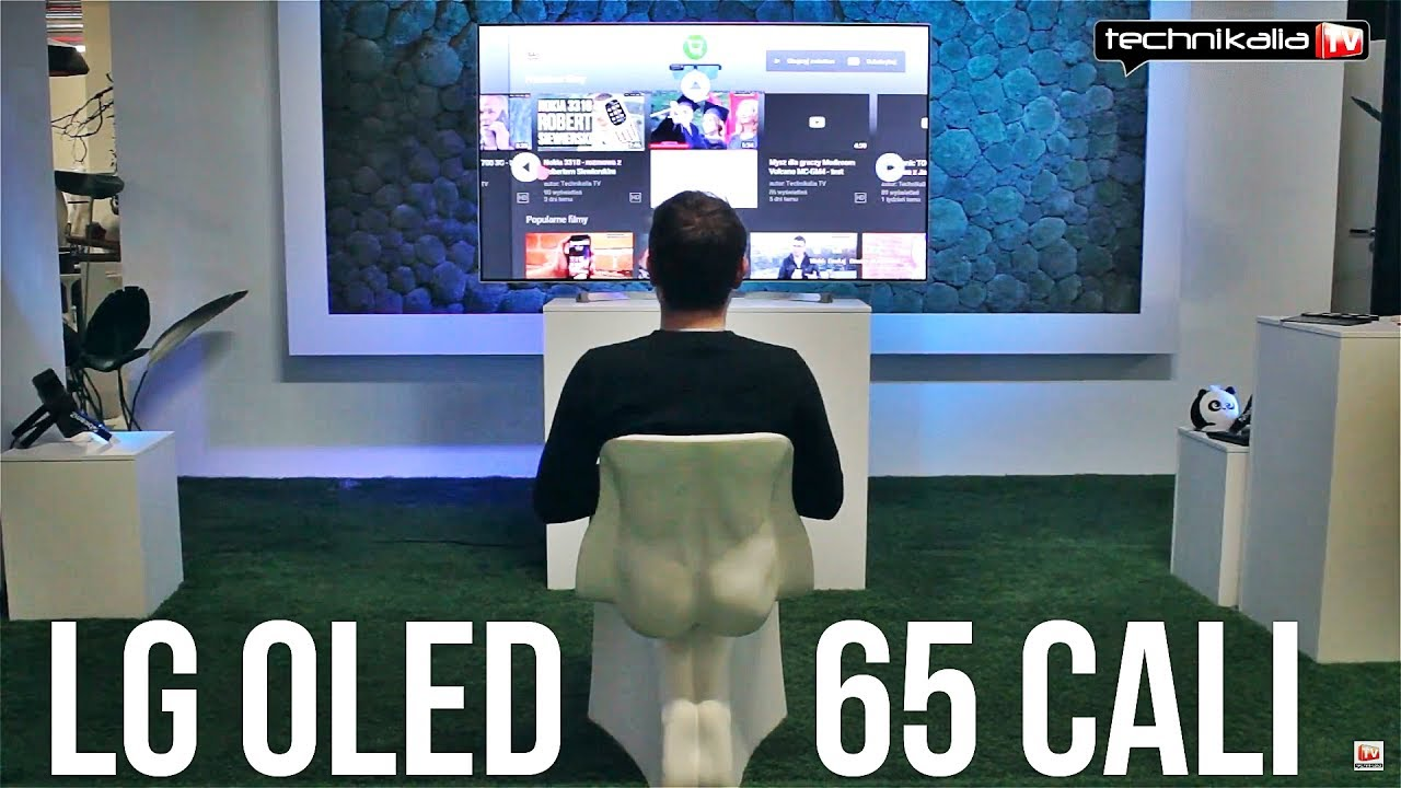 telewizor lg oled b7 65 cali test youtube. Black Bedroom Furniture Sets. Home Design Ideas