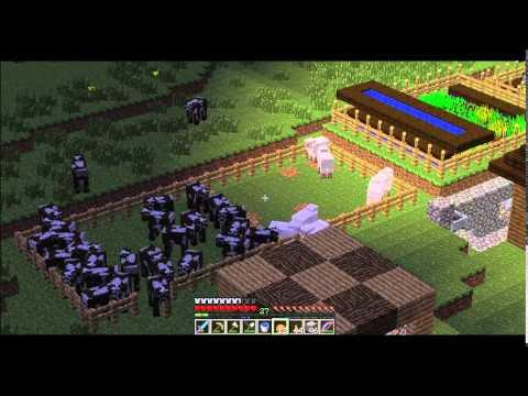 Minecraft Preživljavanje - Epizoda 44 - Osvetljavanje Pećina
