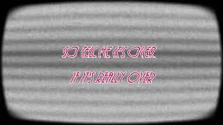 Avril Lavigne - Tell Me It's Over (Lyric Mp3)