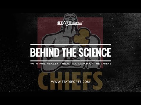 Behind The Science With Phil Healey - Head S&C Coach, Chiefs Rugby